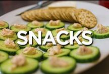 Snacks / by Lucille Roberts | The Women's Gym
