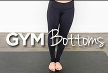 Gym Bottoms / by Lucille Roberts | The Women's Gym