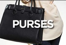 Purses / by Lucille Roberts | The Women's Gym