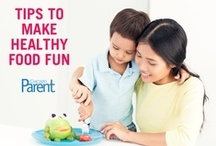 Healthy Families / Snacks and meals sure to please, as well as nutrition advice from our magazine and website.  / by Chicago Parent