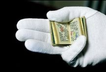 Teeny tiny books.  / Itty bitty teeny weeny bookies.  / by Becky Cole
