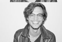 ❤️Matthew Gray Gubler and Criminal Minds❤️ / The rather sexy but nerdy Matthew Gray Gubler and the equally beautiful cast of Criminal Minds.  / by Belinda Whybrow