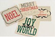 .christmas. / by Erika Cunningham
