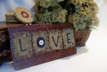 Altered Crafts? Whatever! / Metals, Wood, Glass Crafts / by Susan Starnes