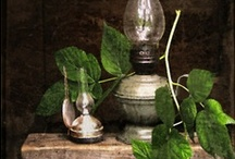 Oil Lamps / by Susan Starnes