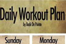 Potential Workout / by Tramella Woods