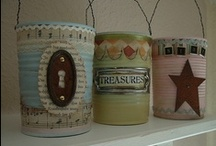 Tin Can Crafts / by Susan Starnes