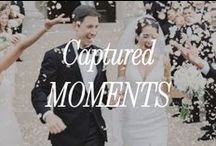 + captured moments + / Scrumptious moments we don't want you to miss.  / by Brideside
