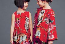 Kids Fashion / by SFG