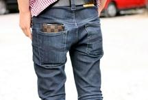 Men's Fashion  / by SFG