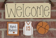 March Madness / Celebrate March madness all year long...get your students moving and incorporate sports and physical activity in to your classroom each day! / by Carson-Dellosa