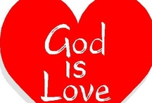 God is Love / My God with love and wisdom, Jesus, Lord the savior of my sins. / by Jacky Cameron