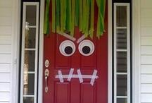 Halloween, it's so fun it's creepy! / by Ashley X-Ray