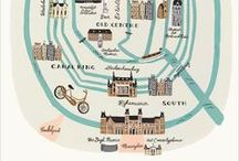 maps / by Angel Kittiyachavalit