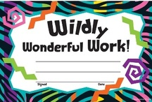 Wild Style Classroom Décor / Available online or at a participating retailer! Go Wild! / by Carson-Dellosa