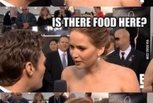 Jennifer Lawrence, funny lady / by Ashley X-Ray