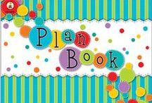Plan Books and Record Books / by Carson-Dellosa