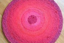 Fiber Craft / Crocheting, weaving, dying / by Catherine Scott