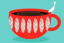 Coffee <3 / by Katherine M.