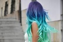 Hair / by Camilla Pedersen