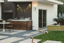 Outdoor spaces for the home / Donde esta Jaime Durie? / by Irene :)