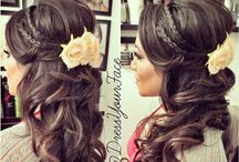 Hair Ideas / by Pauline Nguyen