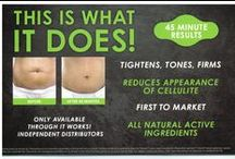 Tara Wraps You - It Works! Independent Distributor / I love sharing our health & wellness products as an It Works! Independent Distributor. We have the world's first naturally based body contouring line that delivers maximum results in minimal time. Find out more at www.tarawrapsyou.com  The It Works! Ultimate Body Applicator tones, firms & tightens in only 45 minutes, has been featured in the Emmy® and Oscar® Awards celebrity gift suites, as well as promoted by celebrity makeup artists on movie sets. / by Tara Orlick