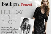 Holiday Shop Style / by Pinrat