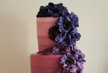 ombre cakes / by A Cake To Remember LLC --Kara Buntin