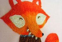 Crafty Fox / by Erin Busby