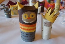 Kid crafts and learning ideas / by Stacee Parrett