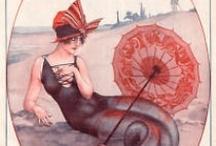 Mermaids / by Becky Birdsong