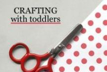 Craft Ideas for Preschoolers / by Gryffin