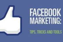 Facebook Marketing / How to improve your businesses Facebook marketing / by Gryffin