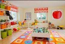 Kids Playroom Ideas / Kids Playroom Ideas / by Gryffin