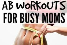 All About Ab Workouts / Want a firm, flat belly? So do we. That's why we're collecting all of the best ab workouts we can find in this board. Happy Pinning! / by HealthTap