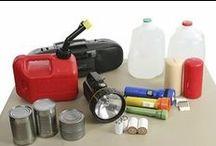 Emergency Preparedness and Food Storage / by Christi Williams