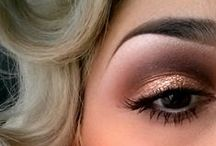 makeup inspirations / by Stephanie Cardoza