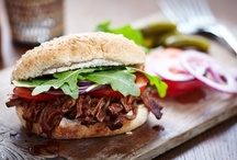 Burgers  / Juicy, mouth-watering burgers are a UK favourite. Discove our picks for the tastiest offerings.  / by Tesco