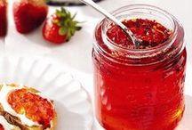 Jams/Marmalades/Spreads / by Radhika   Tickling Palates