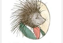 Jaunty's Board / The Sisterhood of the Jaunty Quills and all things porcupine. / by Gayle Cochrane