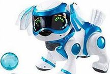 Top 10 toys for Christmas 2013 / From child-friendly tablets, to a robotic puppy, find out the top 10 must have toys for Christmas 2013 / by Tesco