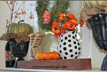 Holidays - Fall, Halloween, Thanksgiving / by Amy Walton