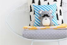 Baby Boy / Prints and decor for the new little guy / by Jennifer Simmons