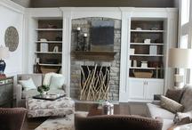 Living/Family Room / by Ava Martinez