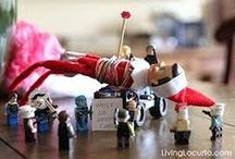 Elf on the Shelf / by I Love to Gossip