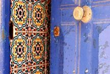 Morocco / Patterns and Color / by Jennifer Simmons