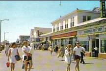 Vintage Photos of Ocean City, MD / Find vintage and classic photos from the old days in OCMD / by Ocean City Maryland - OceanCity.com