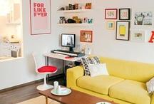 Interior Design / by Rebecca Kuhlmann
