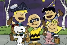 Peanuts Halloween!  / by Snoopy